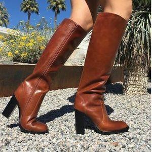 Jeffrey Campbell ittonia knee high boots